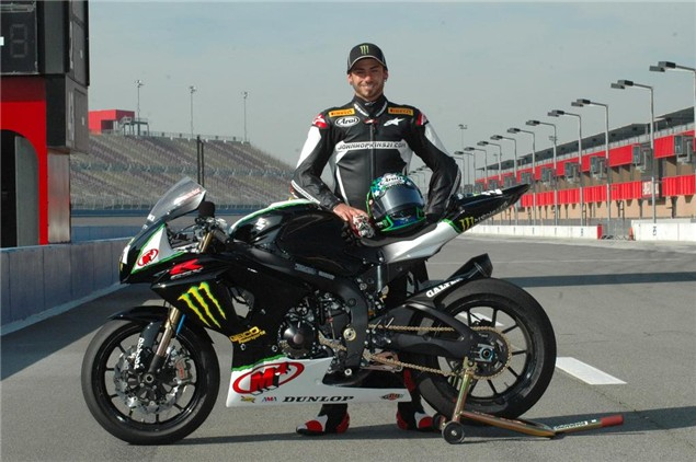 Hopkins confirmed for 2010 AMA Superbikes