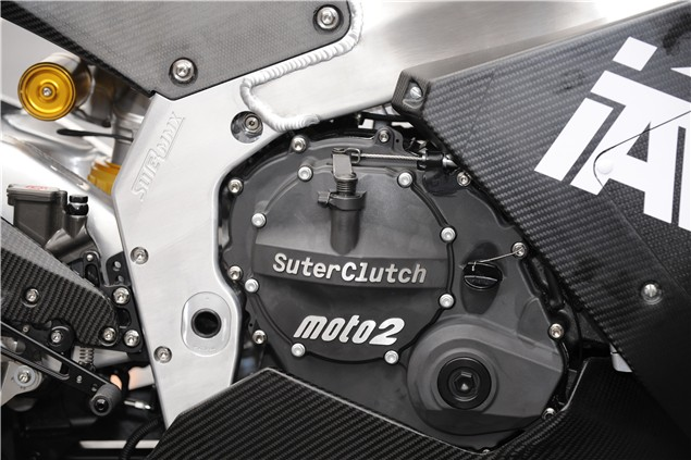 Official Moto2 engines to produce 140bhp