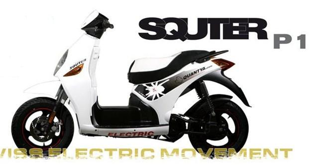 2010 Quantya electric bikes revealed