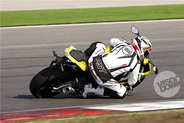 Niall Mackenzie's BMW S1000RR superbike test review