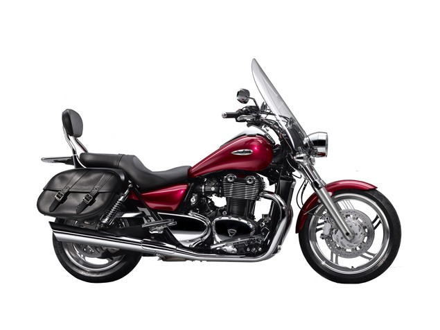 Triumph launches two limited edition 2010 models