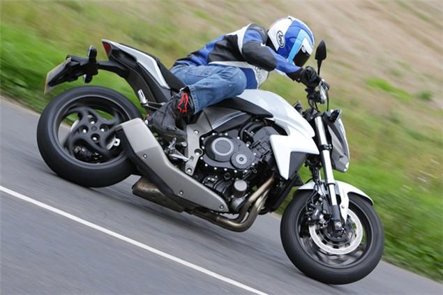 Honda CB1000R UK road test review