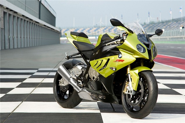 BMW buck sales slump with S1000RR and R1200GS