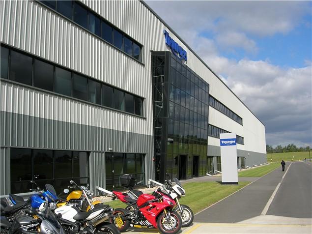 Triumph posts £15m profit in 2010