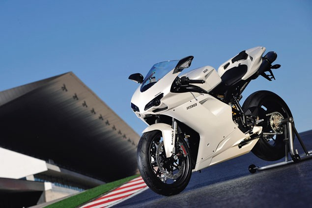 Ducati 1198 and 1198S review