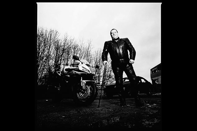 True Grit - Bikers with disability