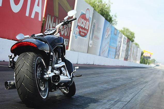 2009 Harley Davidson VRSCF V-Rod Muscle ... | Visordown