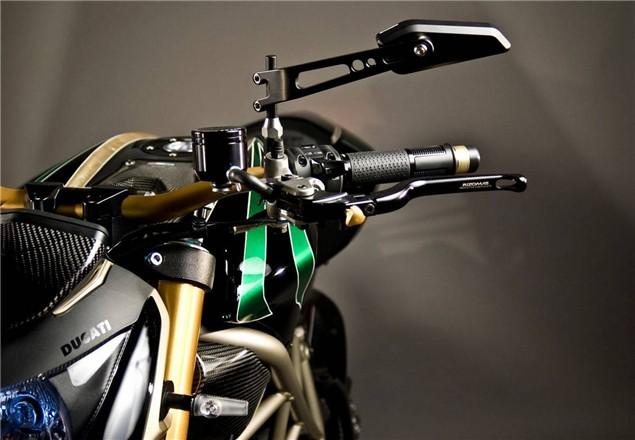 First Look: Rizoma Ducati Streetfighter