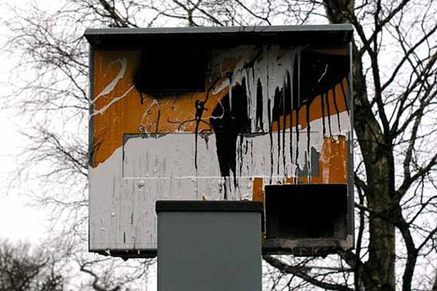 Top 10 Vandalised Gatsos picture gallery