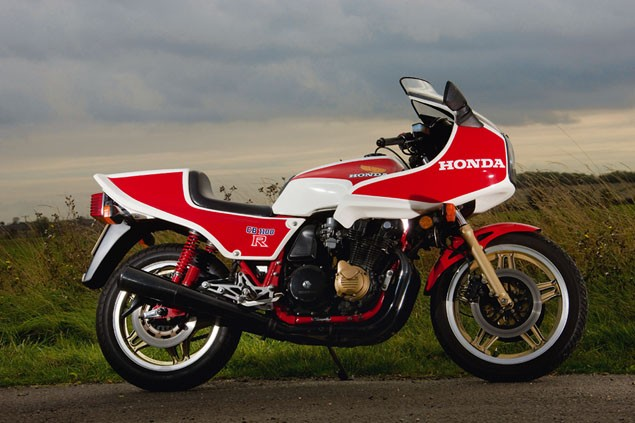 Classic Scrap, Class of 1981 - Laverda Jota v Honda CB1100