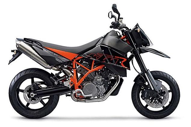 Two's Company - '07 KTM 950SM V '09 Aprilia Dorsoduro & Ducati Hypermotard