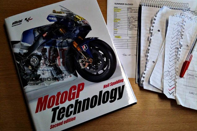 MotoGP Technology Second Edition from Neil Spalding