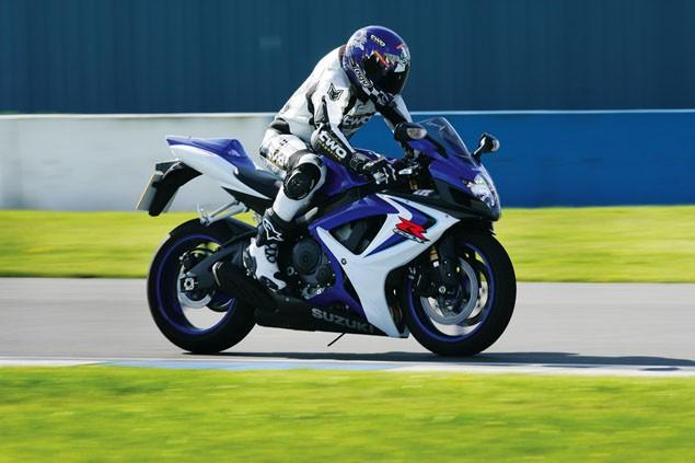 Advanced Riding Course: Track Riding Techniques