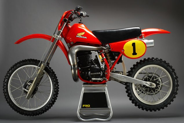 Tougher than Leather - 80's MXers