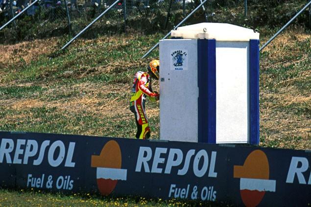 Top 10 Valentino Rossi Celebrations