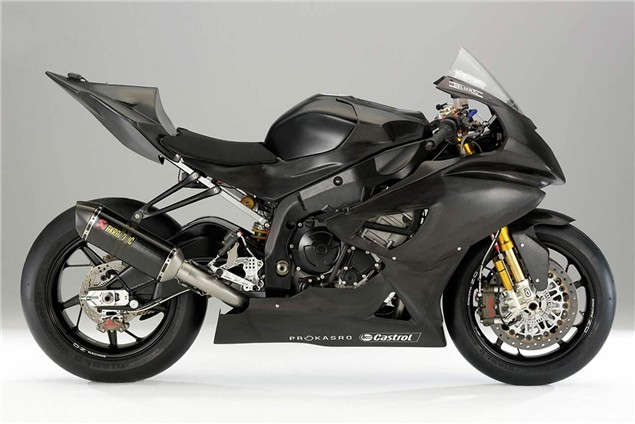 BMW S600RR in the pipeline?