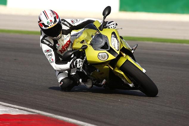 2010 BMW S1000RR Niall Mackenzie track test