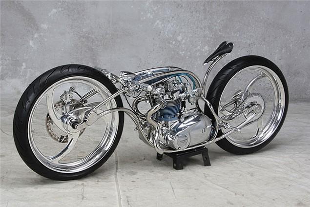 Top 10 wildest custom bikes ever built