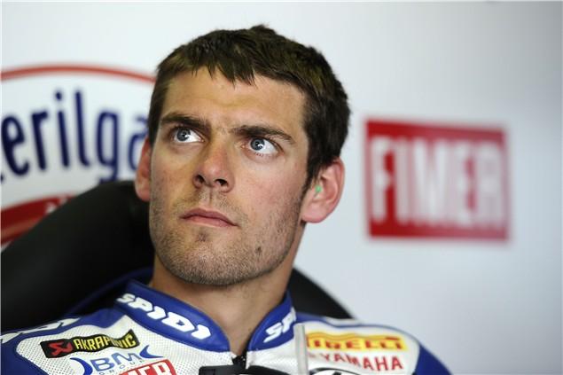 Crutchlow signs for Tech 3 MotoGP