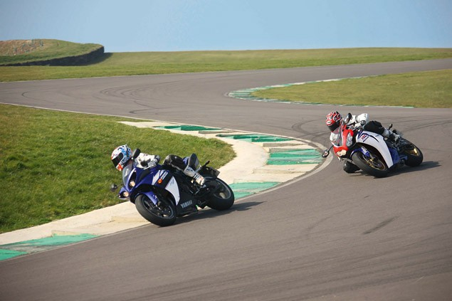 Motorcycle Track Guide: Anglesey