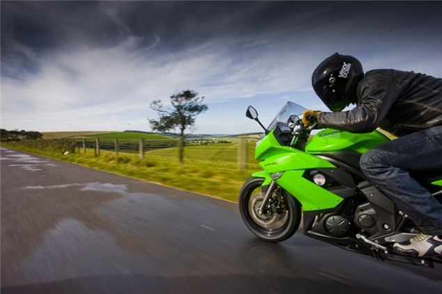 Countryphiles: Honda CBF600S, Kawasaki ER-6f, Yamaha XJ6 Diversion, Suzuki GSX650F