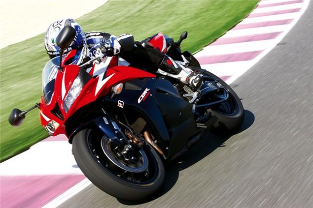 Honda CBR600RR C-ABS launch test review