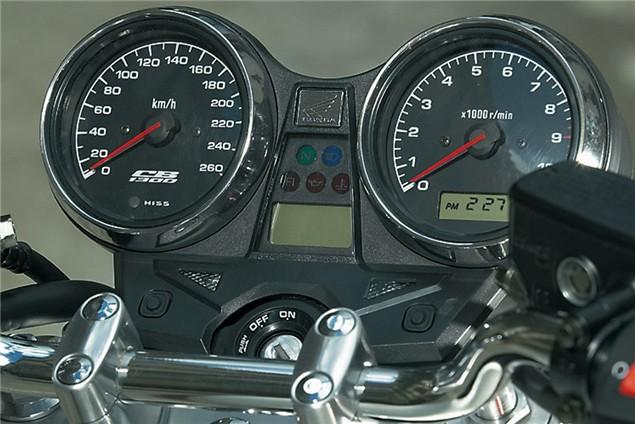 First Ride: Honda CB1300