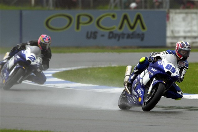 Whitham remembers a wet Silverstone in 2002