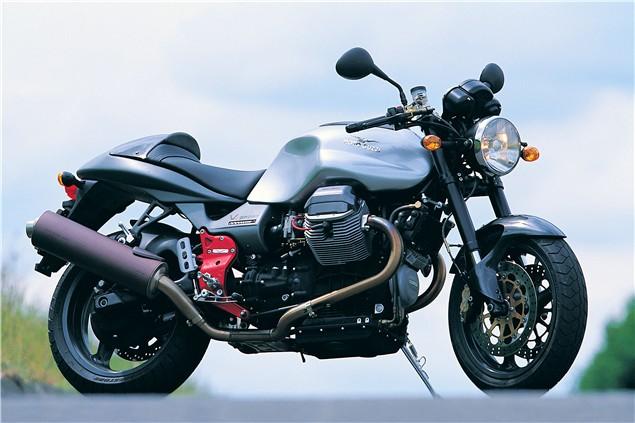 MOTO GUZZI V 11 Sport Rosso Mandello specs - 2000, 2001