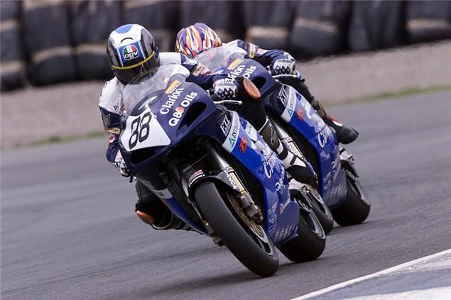 Mackenzie's Final Race