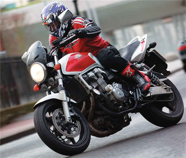 Niall's Spin: Honda CB1300 ABS review