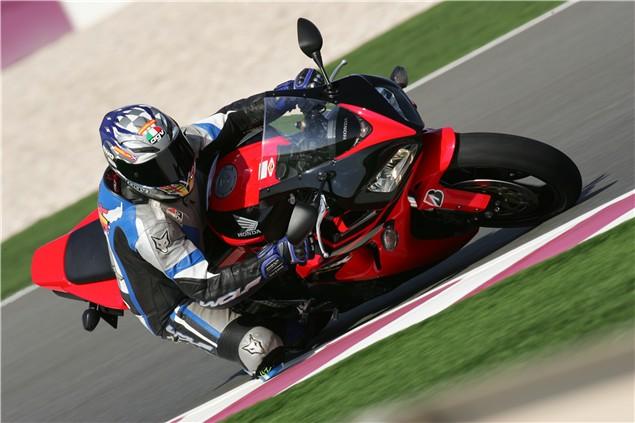 First Ride: 2006 Honda Fireblade