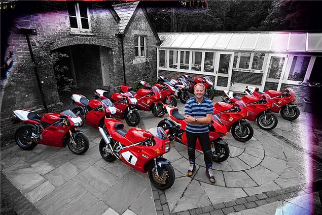 Top 10 Ducati dream garage
