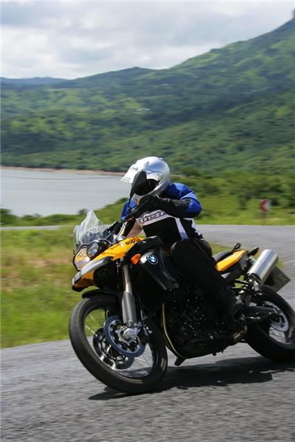 First Ride: 2008 BMW F800GS