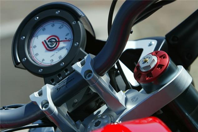 First Ride: 2006 Bimota DB6 Delirio