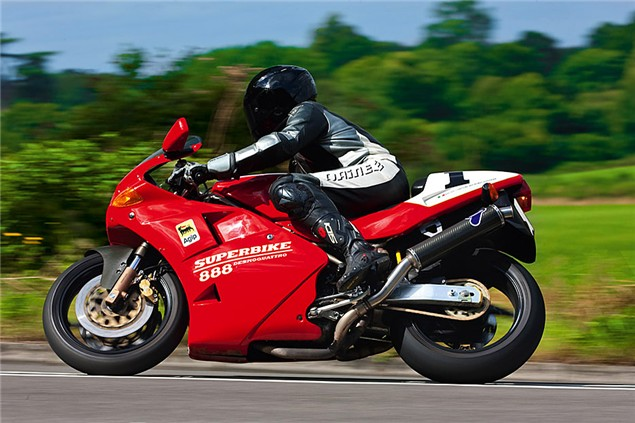Jack's Pack: Riding the Ducati dream garage