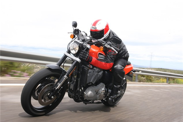 First Ride: 2008 Harley-Davidson XR1200