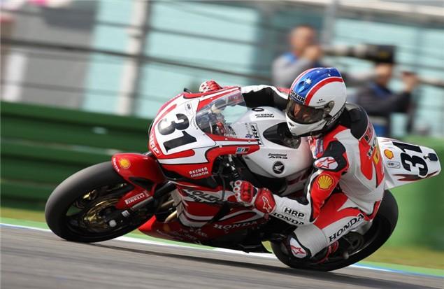 Muggeridge wins IDM Superbike title on combined ABS Honda Fireblade