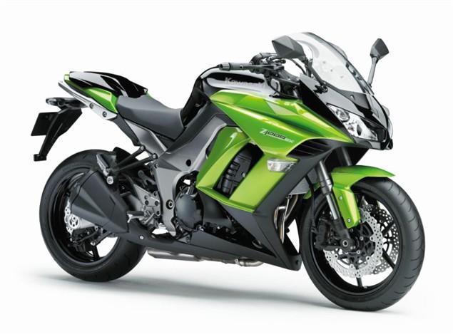 2011 Kawasaki Z1000SX Pics And Specs