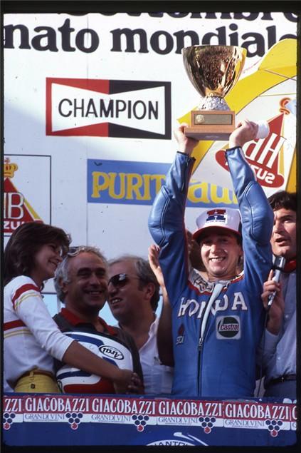 1983 San Marino GP - Down to the Wire