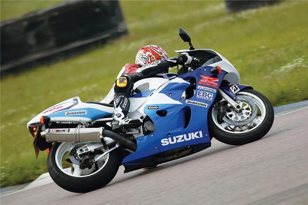 Niall's Spin: Suzuki GSX-R600 (1997-98)