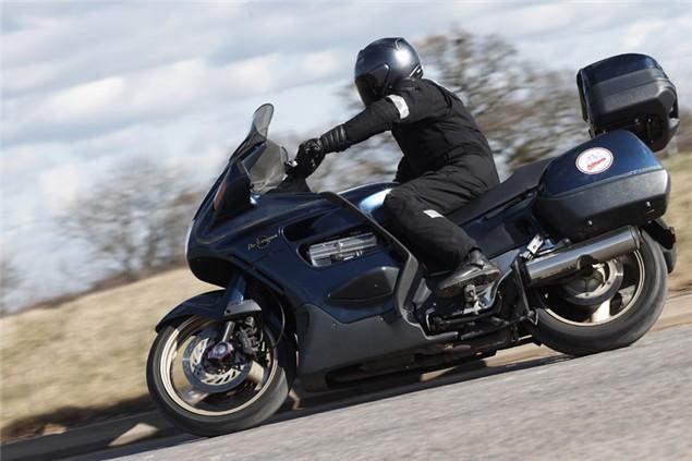 Splitting Heirs: Honda Pan European ST1100 & ST1300