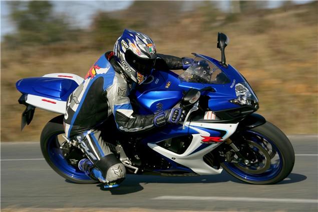 First Ride: 2006 Suzuki GSX-R600 review