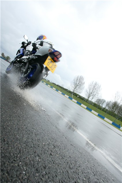 Advanced Motorcycle Riding Course: Water Bottle