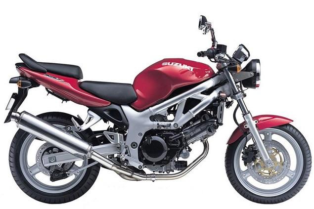 Buyer Guide: Suzuki SV650