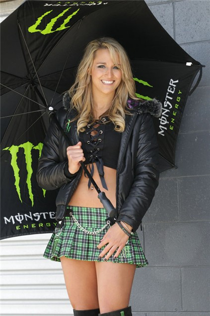 MotoGP Grid Girl Gallery: Phillip Island... | Visordown