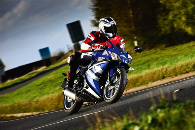 2009 Most Important...Yamaha YZF-R125