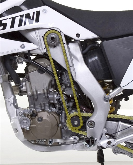 How the Christini 2WD system works