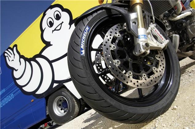 Michelin Pilot Road 2 tyre launch review