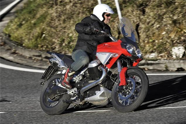 First Ride: 2008 Moto Guzzi Stelvio